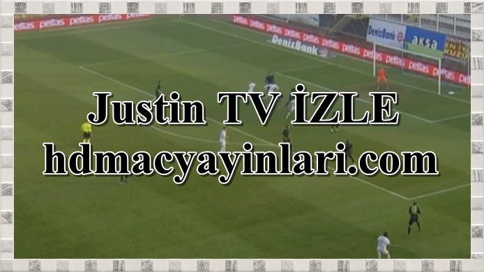 canli maç yayınları justintv